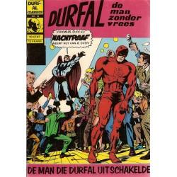 Durval Classics 19 De man die Durval uitschakelde 1972