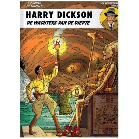Harry Dickson  09 HC De wachters van de diepte (naar Jean Ray)