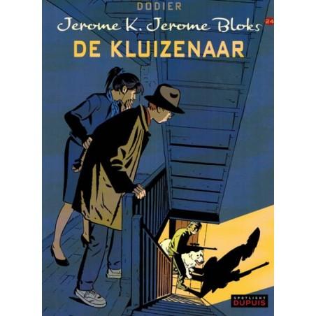 Jerome K. Jerome Bloks  24 De kluizenaar