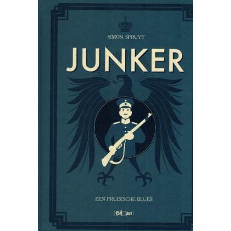 Spruyt strips HC Junker Een Pruisische blues