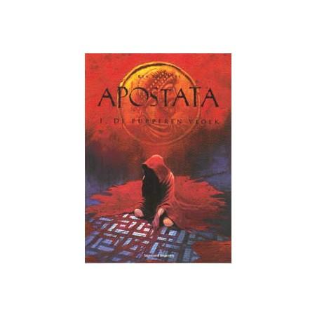 Apostata set deel 1 t/m 4 1e drukken 2009-2012