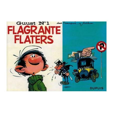 Guust Flater facsimile set deel 1 t/m 5 HC in box 1e drukken 2013