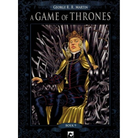 Game of thrones 09 naar George R. R. Martin