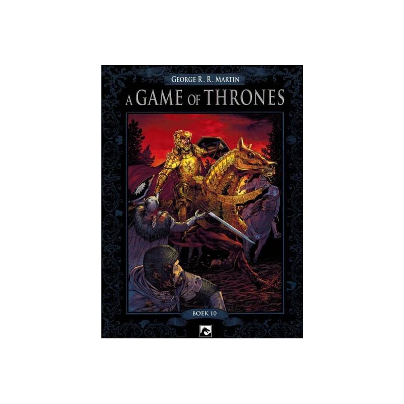 Game of thrones 10 naar George R. R. Martin