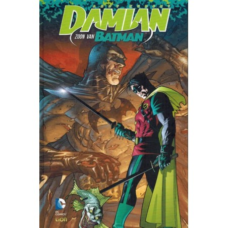 Batman  NL HC Damian, de zoon van Batman