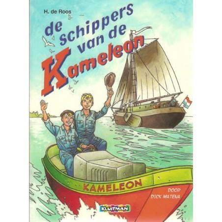 Schippers van de Kameleon HC 01 (naar H. de Roos)