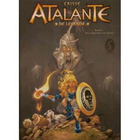 Atalante  06 HC Het labyrinth van Hades