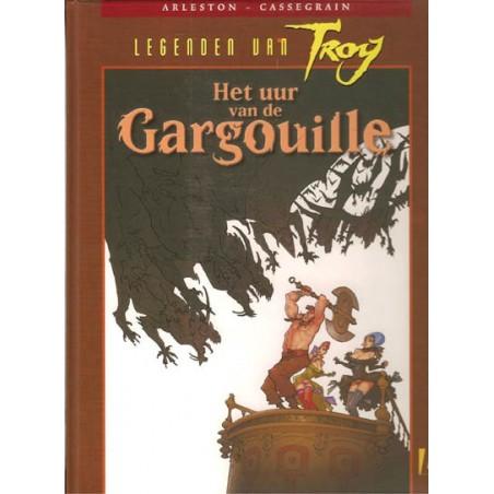 Lanfeust  Legenden van Troy Het uur van de Gargouille HC 01