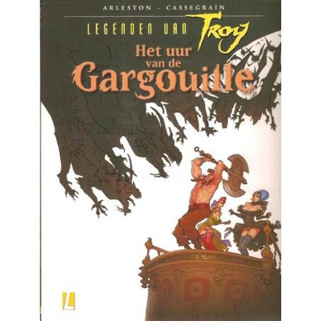 Lanfeust  Legenden van Troy Het uur van de Gargouille 01