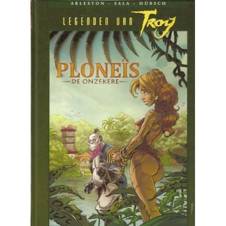 Lanfeust  Legenden van Troy Ploneis de onzekere HC 01