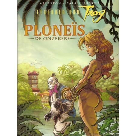 Lanfeust  Legenden van Troy Ploneis de onzekere 01