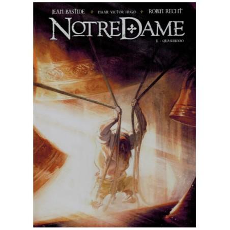 Notre Dame set HC deel 1 & 2 (naar Victor Hugo) 1e drukken 2012-2014