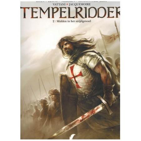 Tempelridder 02 Midden in het strijdgewoel