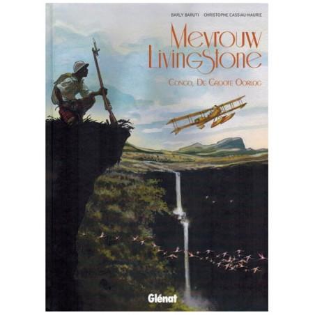 Mevrouw Livingstone 01 HC Congo, de Groote Oorlog (naar een verhaal van Apollo) 1e druk 2014