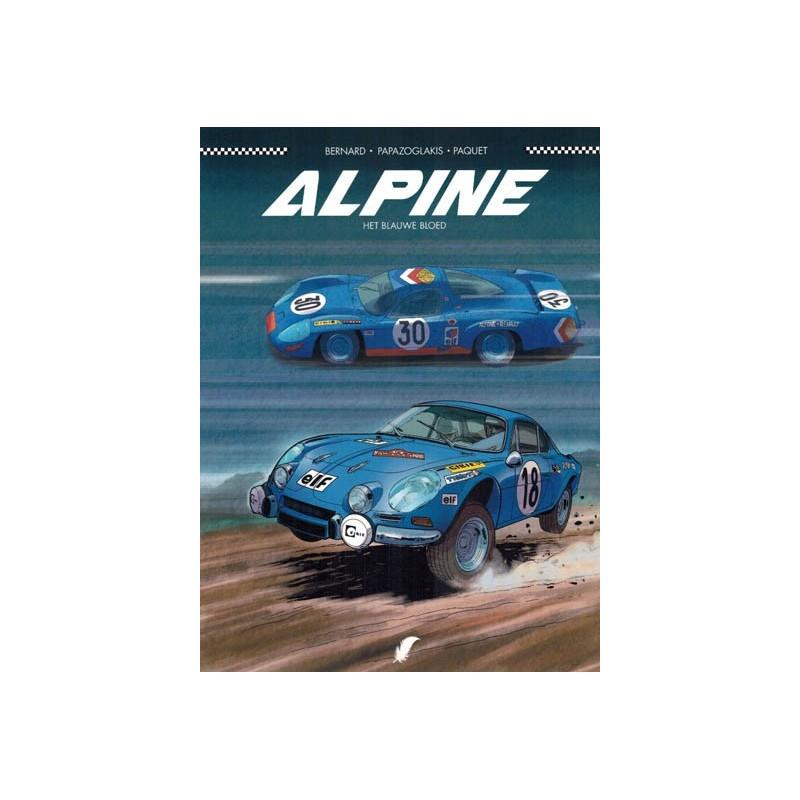 Alpine 01 Het blauwe bloed (Plankgas 08)