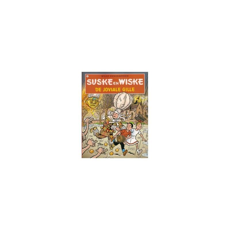 Suske & Wiske 297 De joviale gille