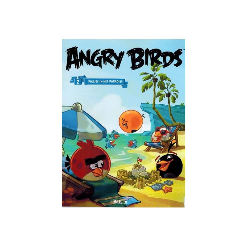 Angry birds 02 Piggies in paradijs