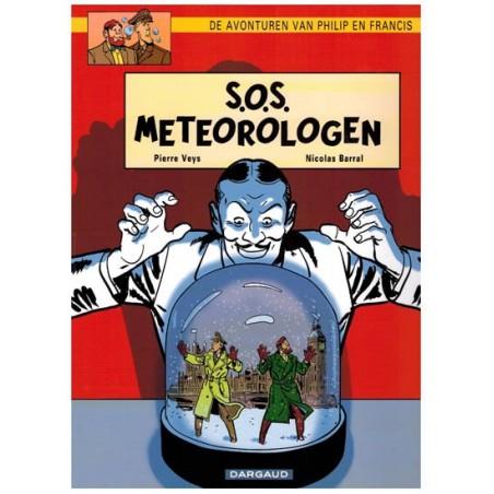 Philip & Francis  03 S.O.S. Meteorologen (Blake en Mortimer-parodie)