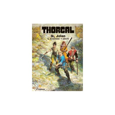 Thorgal  30 Ik, Jolan