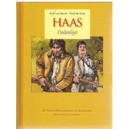 Haas HC 05 Dodenlijst