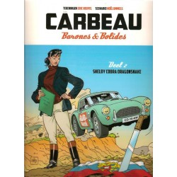 Carbeau Barones & Bolides 02 Shelby contra Dragonsnake