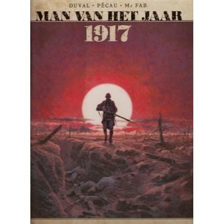 Man van het jaar 01 HC 1917: De onbekende soldaat
