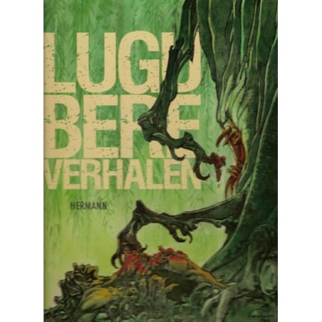 Hermann strips HC Lugubere verhalen (herdruk met twee nieuwe verhalen) 2014