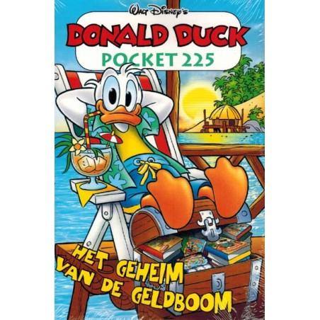 Donald Duck  pocket 225 Het geheim van de geldboom