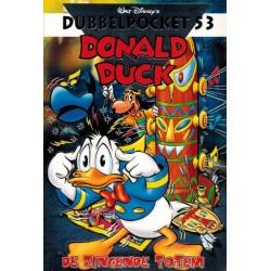 Donald Duck  Dubbelpocket 53 De zingende totem
