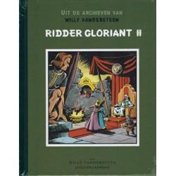 Uit de archieven van Willy Vandersteen set IV deel 17 t/m 20 HC