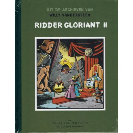 Uit de archieven van Willy Vandersteen set IV deel 16 t/m 20 HC