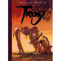 Lanfeust  Trollen van Troy 18 De Proffie blues