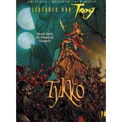 Lanfeust  Legenden van Troy Tykko 03 De honderd tempels