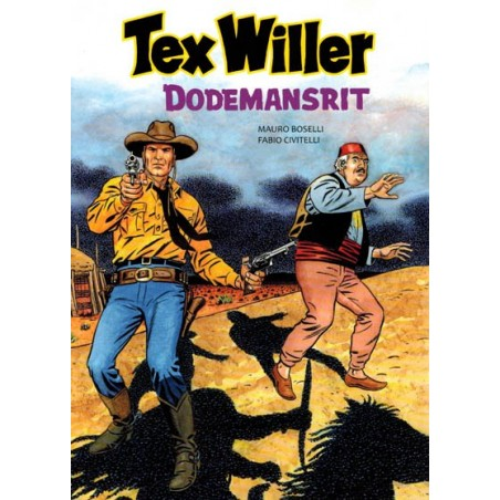 Tex Willer  H02 Dodemansrit