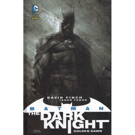 Batman  NL HC The Dark Knight Golden dawn