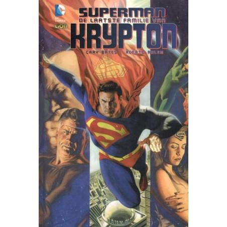 Superman  NL HC De laatste familie van Krypton