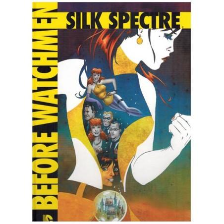 Before Watchmen NL HC 07 Silk Spectre