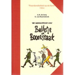 Bulletje en Boonestaak  08 Paardendiefstal op de farm 1924