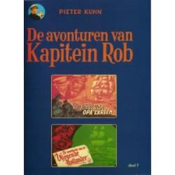 Kapitein Rob R07 Schat van opa Larsen + Zerftochten van de Vliegende Hollander