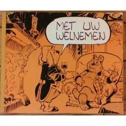 Bommel Heer Bommel & Tom Poes Groot Met uw welnemen 1973