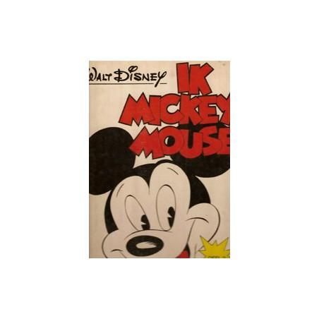 Ik Mickey Mouse set HC deel 1 & 2 1977