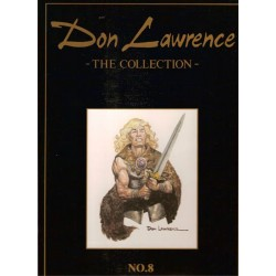 Don Lawrence Luxe The Collection 08 1e druk 1996