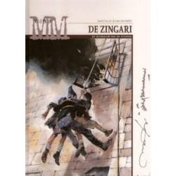 Zingari 01 De schreeuw van de stomme HC