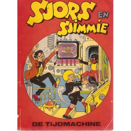 Sjors en Sjimmie 11 De tijdmachine 1e druk 1960