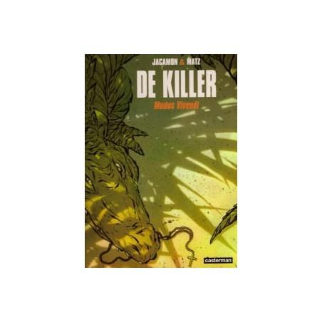 Killer 06 Modus Vivendi HC 1e druk 2007