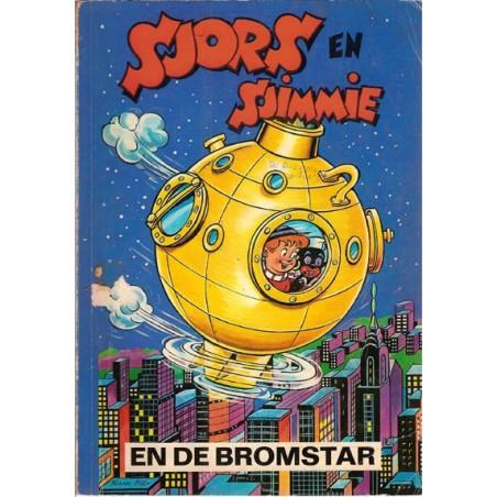 Sjors en Sjimmie 19 En de Bromstar 1e druk 1968