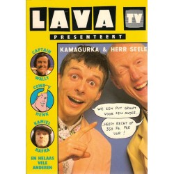 Kamagurka Lava TV presenteert 04 1e druk 1990