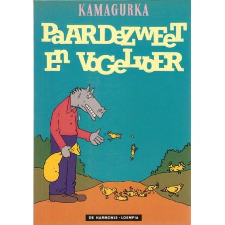 Kamagurka Paardezweet en vogelvoer 1e druk 1994