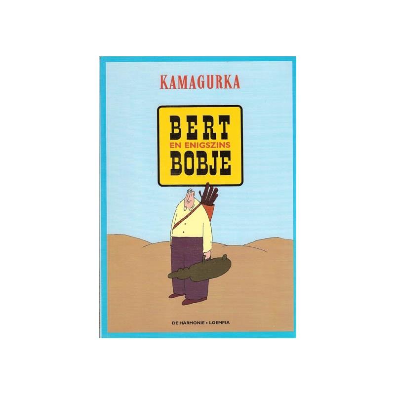 Kamagurka Bert en enigszins Bobje 1e druk 1993