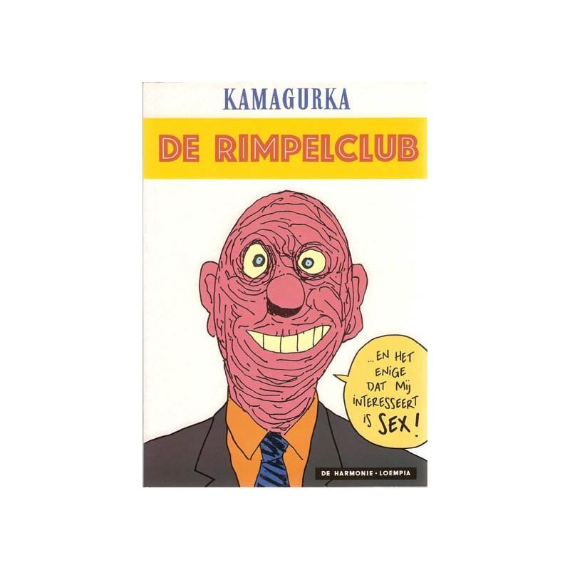Kamagurka De rimpelclub herdruk 1992